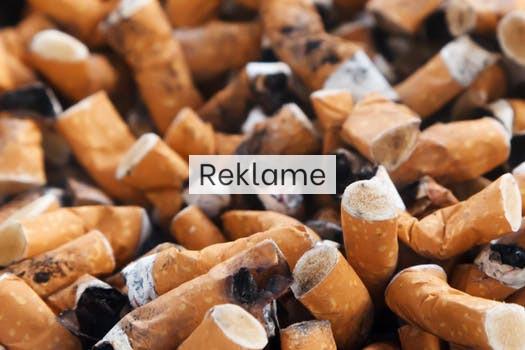 Drop rygningen og forbedr dit helbred