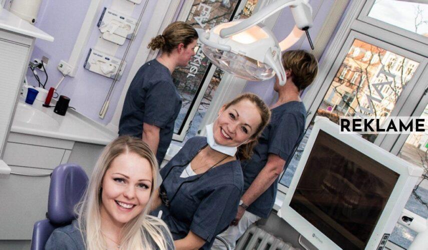 Giv dig selv den bedste tandlæge oplevelse