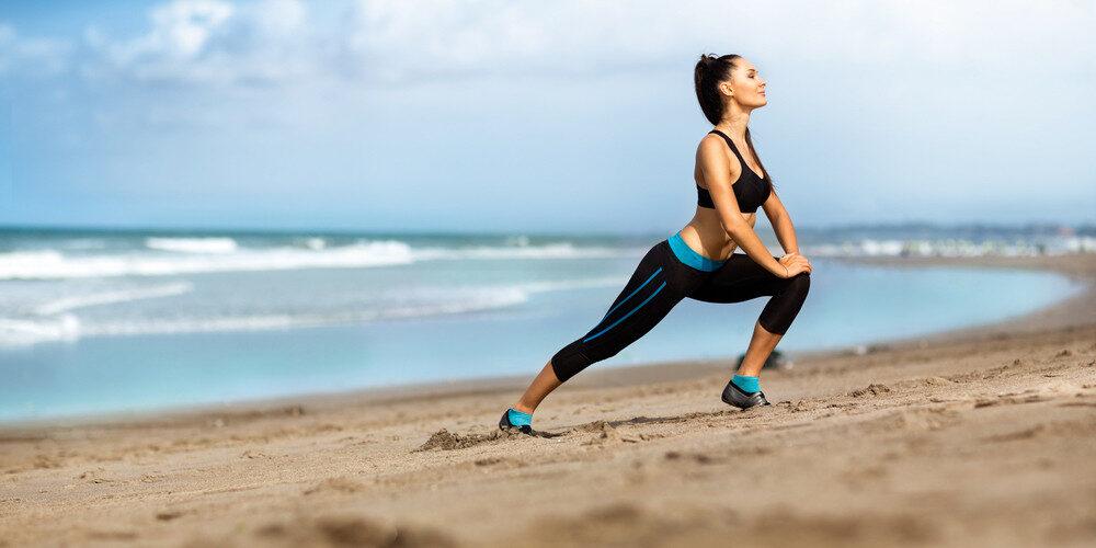 Styrketræning på din ferie