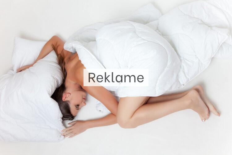 Sådan sikrer du dig en god nattesøvn