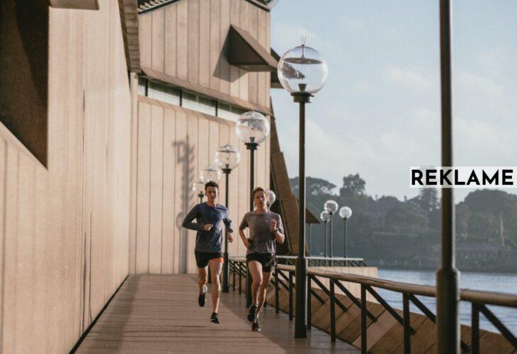 Forbedr din træning med træningstøj i høj kvalitet